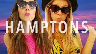 The Getaway Girls do The Hamptons