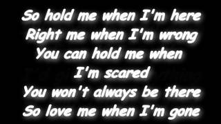 3 Doors Down - When I'm Gone [Lyrics]