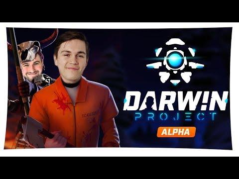 Wenn Gott gegen dich ist... - Darwin Project mit SPIN