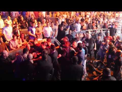 Khabib Nurmagomedov, Diaz brothers clash at WSOF 22 in Las Vegas