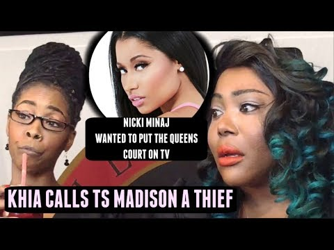 TS MADISON CLEARS HER NAME AFTER KHIA SAID SHE A THIEF | NICKI MINAJ LOVES THE SHOW| ONLY1 EMPO