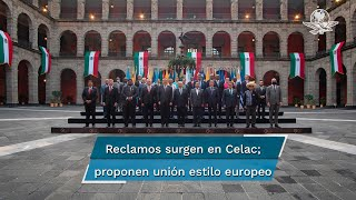 Reclamos salpican la unidad latina