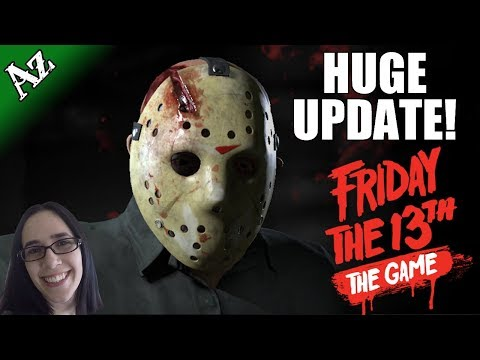 HUGE UPDATE!! Is it worth playing again?? 🔪 Friday the 13th Gameplay 🔪 | 1080p @60fps