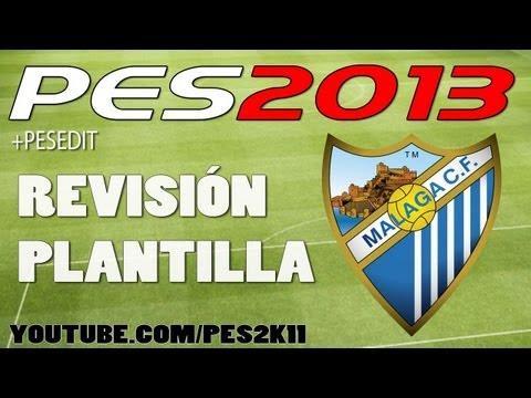 Málaga PES Stats / Revisión de Plantilla / Habilidades