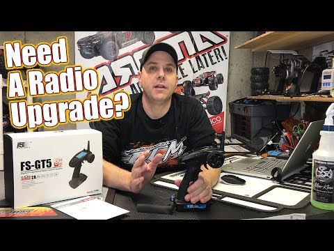 Ditch Your RTR Radio & Go Next Level - Redcat/ FlySky FS-GT5 2.4GHz Transmitter Review | RC Driver