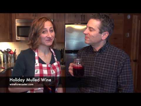 Holiday Mulled Wine with Keuka Spring Vineyards Epic Reserve 2015