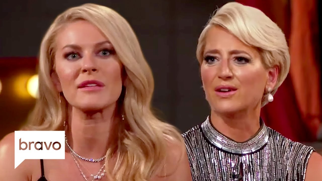 Why Did Dorinda Medley Get So Upset at the Finale Party | RHONY Highlights (S12 Ep24)