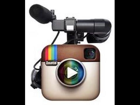 Как создать ролик для Instagram