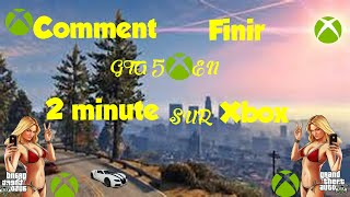 comment finir gta5 en 2 minute 100% sur Xbox