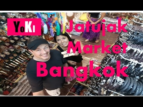 THE TRUTH about CHATUCHAK MARKET BANGKOK
