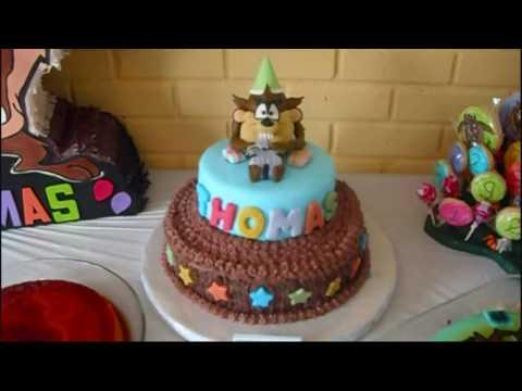 Baby Taz Cake