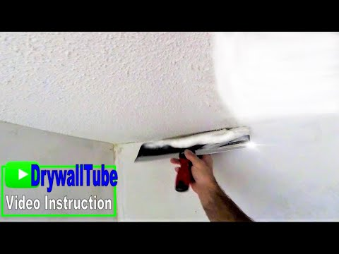 How To Skim Coat Ceilings For Beginners Tutorial- Skim Coating Tips