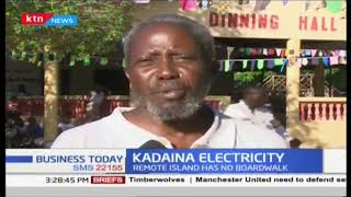 Remote island of Kadaina in Kilifi County to get electricity connection