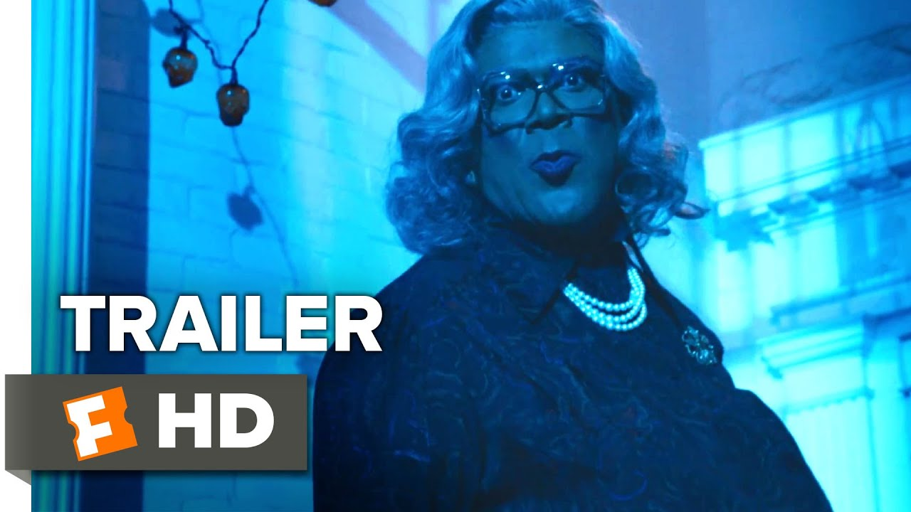 a madea halloween official teaser trailer 1 2016 tyler perry bella thorne movie hd youtube - Halloween Trailers