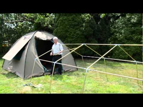APB Trading Ltd - Campmor Combo Senior Tent