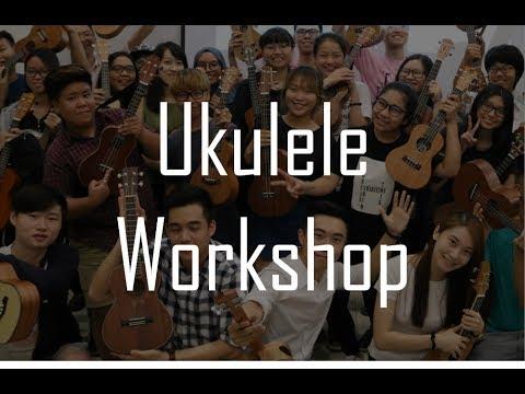 Xiamen University Malaysia: Ukulele Workshop by Tune Music and Art Centre