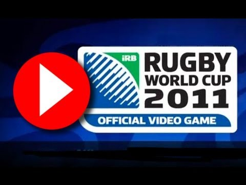 : Rugby World Cup 2011 HD video game   PS3 X360