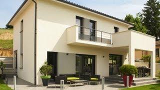 Maison Traditionnelle Par Atelier MCA, Constructeur De Maisons à Lyon
