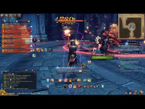 [Blade and Soul NA] Naryu Sanctum gameplay