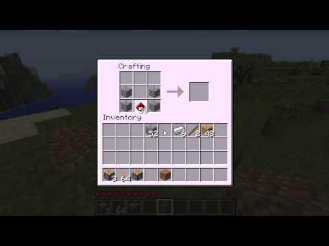Tuto minecraft comment faire une table youtube - Comment faire une table dans minecraft ...