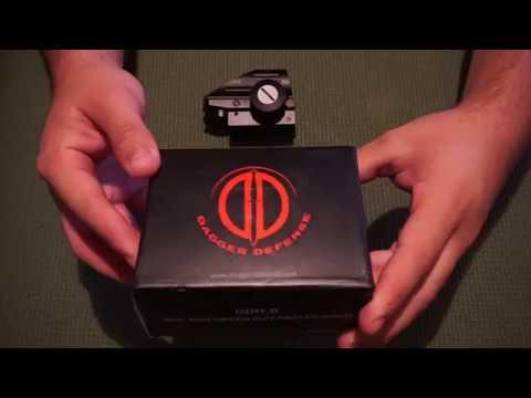 Dagger Defense DDH-B Reflex Sight: Best Sight for the Money?!