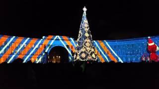 Лазерное шоу на Дворцовой площади 2016 - 3