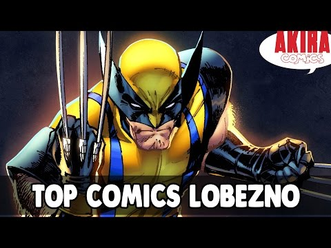 Top Lobezno Comics || Akira Comics
