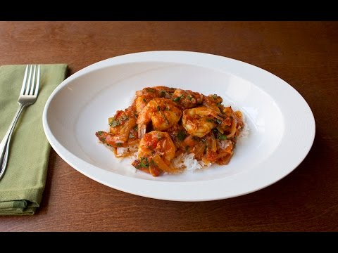 Shrimp Fra Diavolo - Another Delicious