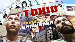 7 días en JAPÓN: TOKIO - ¡AKIHABARA! pt 2