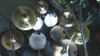 Drum Cover - BACCANO! opening theme [Guns & Roses]