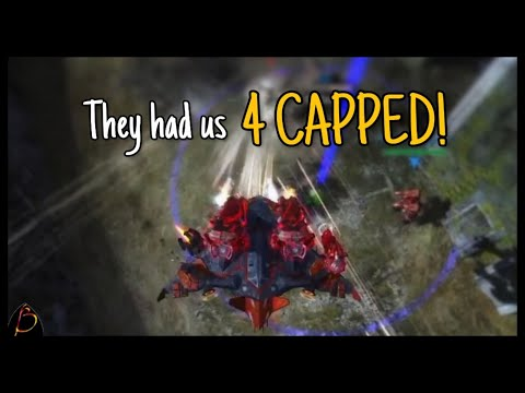 War Robots - They had us 4 CAPPED!