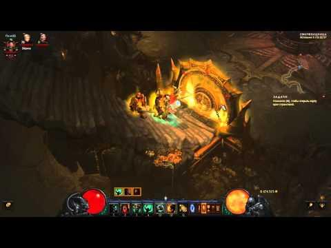 Diablo 3 Сокровишница. Скрытые рецепты куба канаи.