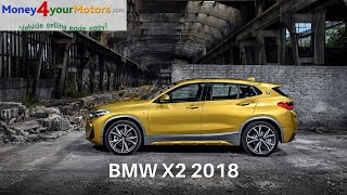 BMW X2 2018 road test and review