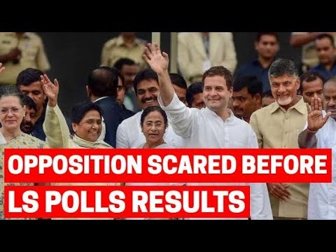 Watch Debate: Opposition scared before LS Polls results?