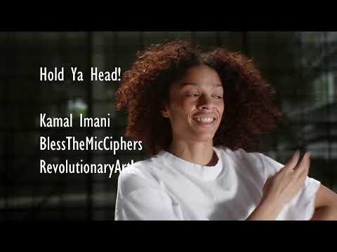 INSPIRATIONAL - HOLD YA HEAD!