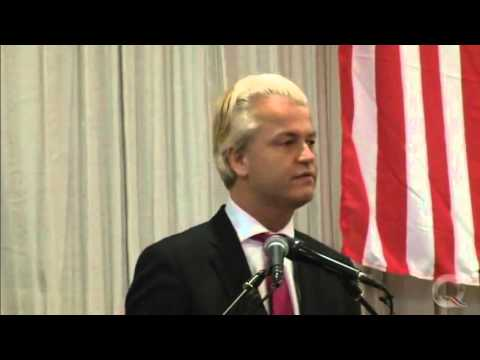 Geert Wilders in Australia 2013