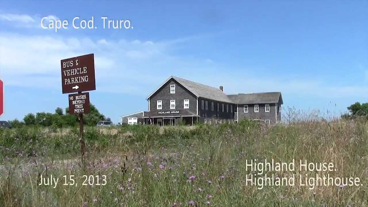 Good Highland House And Highland Lighthouse.