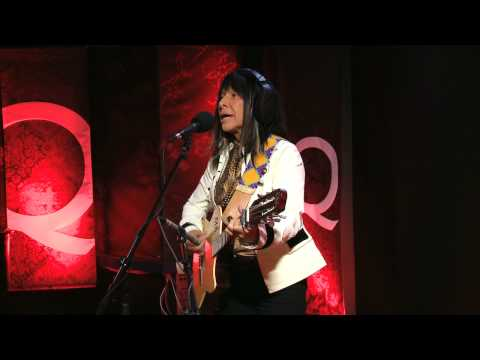 'Universal Soldier' by Buffy Sainte-Marie on QTV