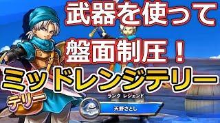 【DQR実況】Tier1!ランク上位のミッドレンジテリーを紹介します! 【ド...