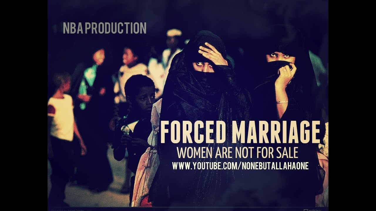 Forced Marriage In Islam  Women Are Not For Sale  - Youtube-2731