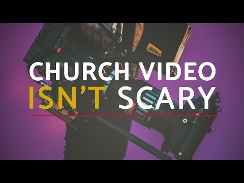 MyCom Church Marketing Podcast Ep. 010: Video production with Laurens Glass