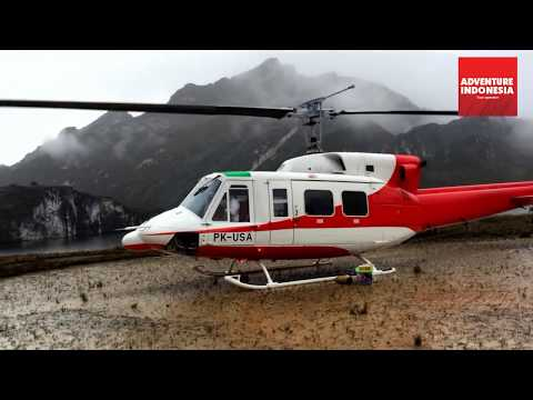 Carstensz Pyramid Helicopter Expedition - Adventure Indonesia