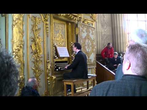 Orgelreise Paris - Albert Schweitzer-Tage Paris, 3.-7. April 2013