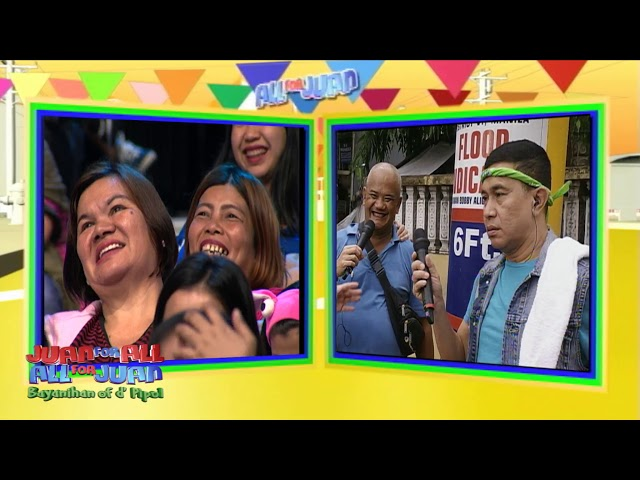 Juan For All, All For Juan Sugod Bahay | August 24, 2019