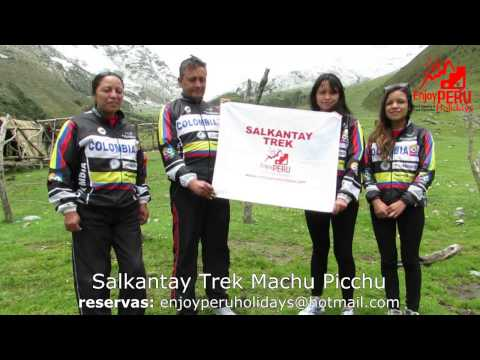 Bogotá - Colombia, Camino Inca Salkantay Machu Picchu con Enjoy Peru Holidays