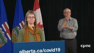 Alberta update on COVID-19 – August 6, 2020