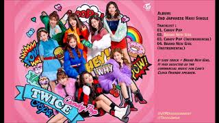 [FULL ALBUM] Twice - Candy Pop 2nd Japanese Single Album