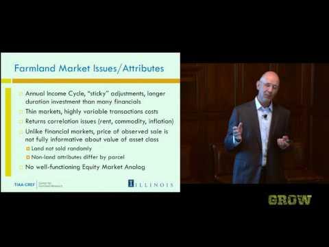 The Future of the Farmland Real Estate Market Dr Bruce Sherrick University of Illinois Granular IAB