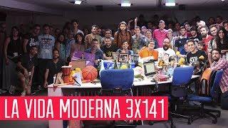 La Vida Moderna 3x141...es gritar