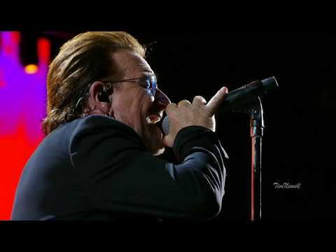 """U2 """"You're The Best Thing About Me"""" (4K, Live) / Kansas City / September 12th, 2017"""